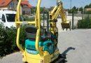 Micro Excavator