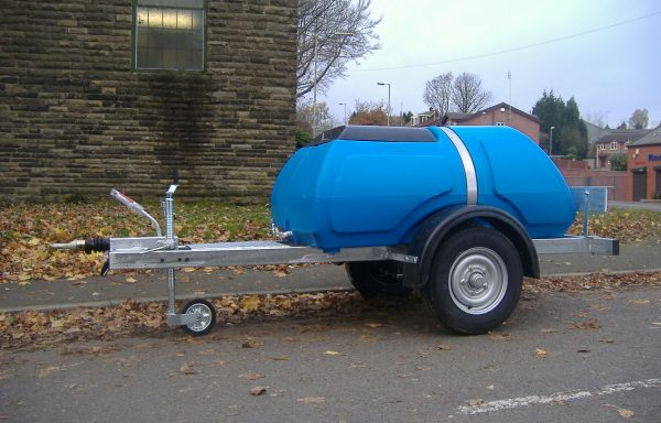 250/500 Gallon Water Bowser – Road Tow