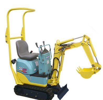 Micro Excavator – diesel