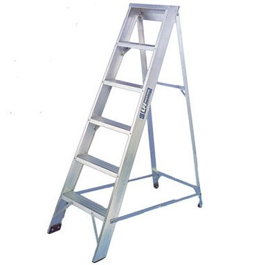 Alloy Ladder 6 Tread