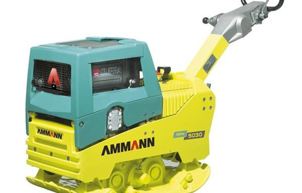 For/Rev Plate compactor