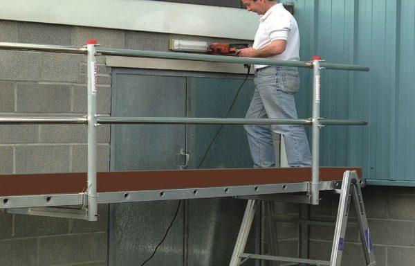 Staging Handrail 24ft (7.2m)