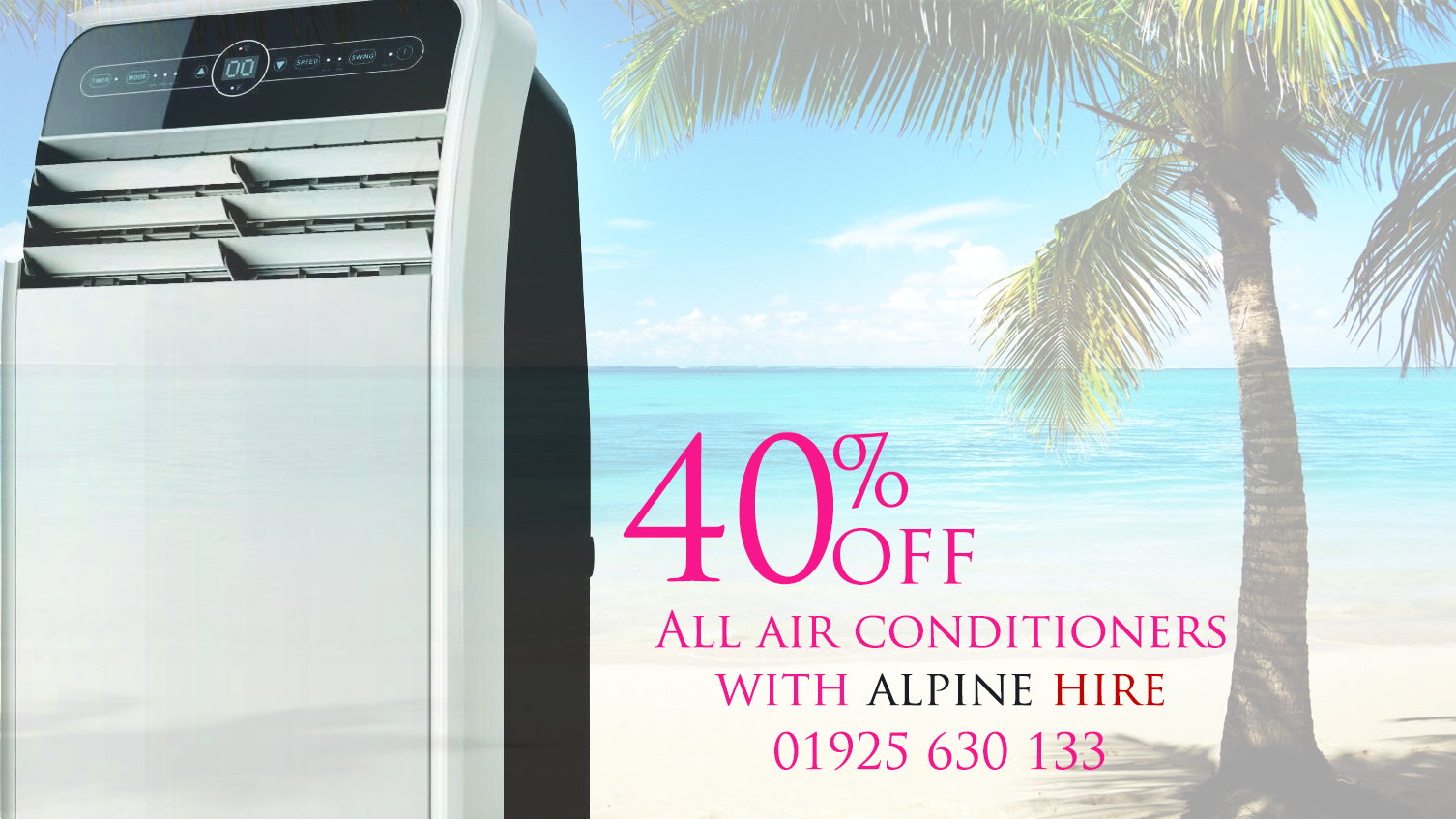 Air Con & Gas Promotion